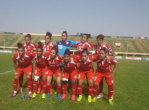 Le match nul semble arranger l'équipe féminine tunisienne
