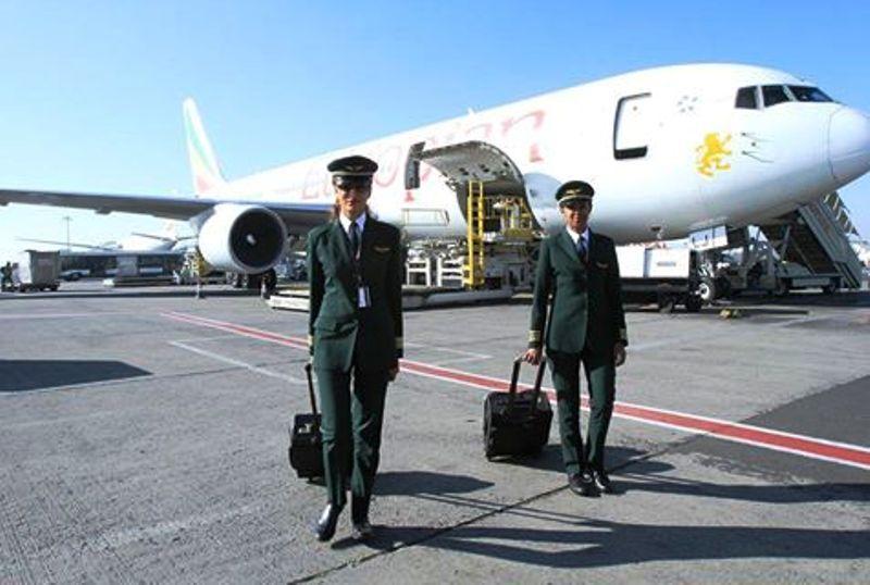 Ethiopian Airlines - PilotesFemmesEthiopian