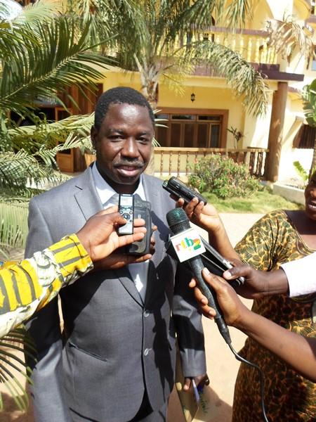 Le Directeur général de l'AEC, Dofihouyan Yé, a réitéré l'adoption du schéma