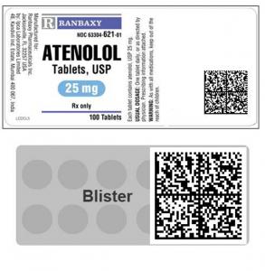 Produit pharmaceutique sécurisé avec « Counter-fight ». Médicament contrefait.
