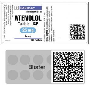 Produit pharmaceutique sécurisé avec « Counter-fight ».