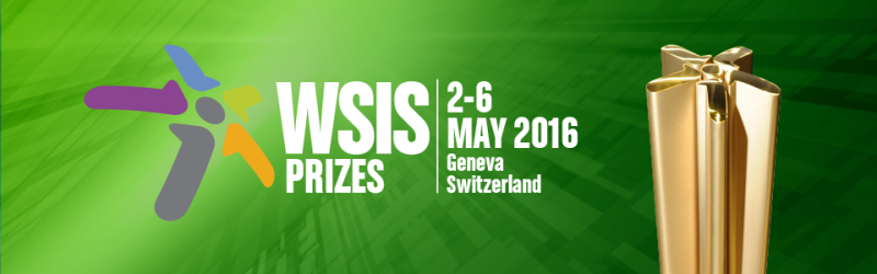 Open Education - WSIS Projects Prizes 2016