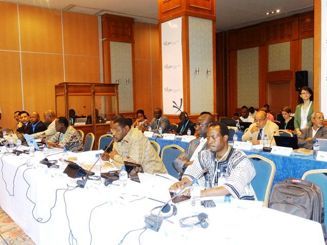Les participants des 9 pays que sont le Burkina Faso, le Cap Vert, La Gambie, La Guinée Bissau, le Mali, la Mauritanie, le Niger, le Sénégal et le Tchad.
