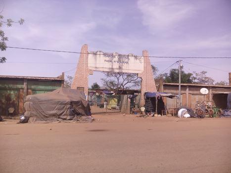 Le marché de Fada fermé ce 19 mars 2016