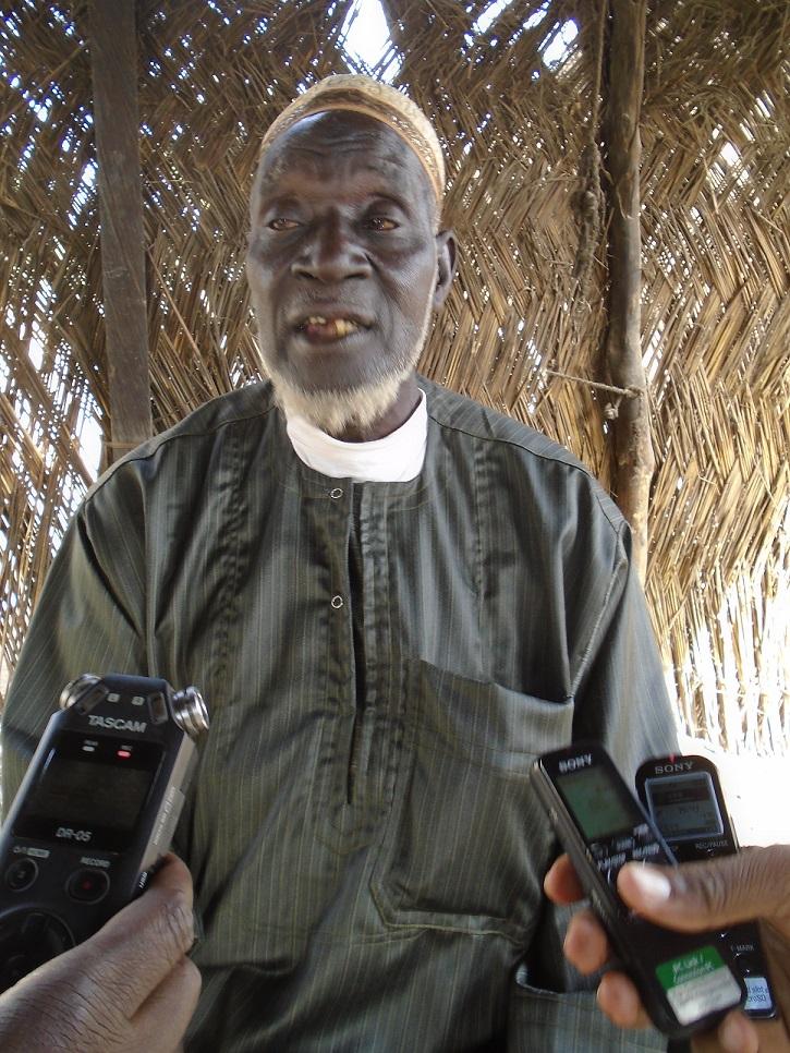 El Hadj Boukaré Bagagnan