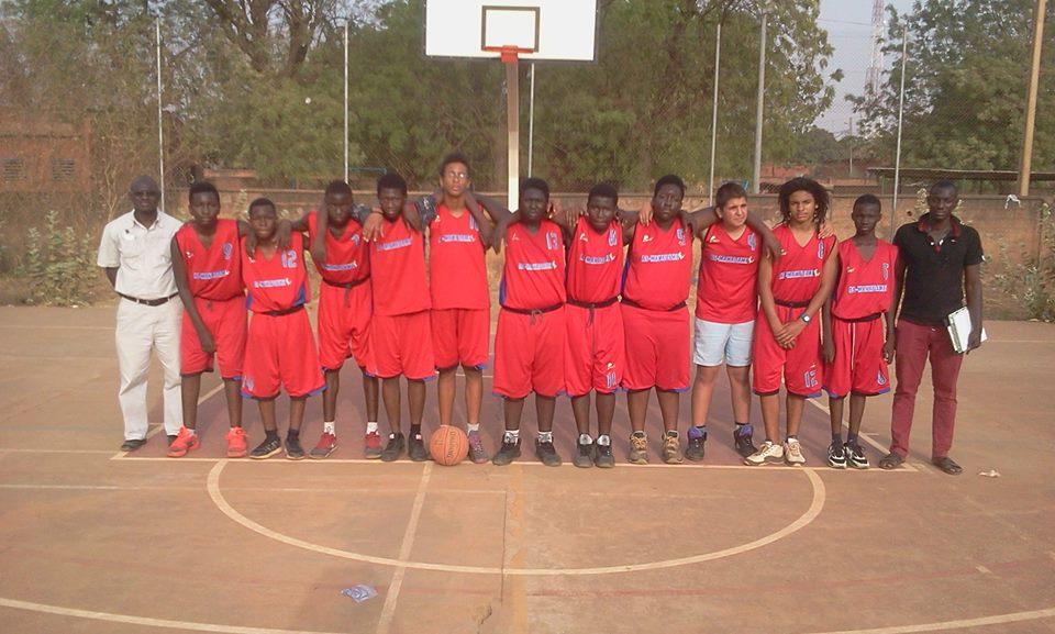 AS Makadam basket