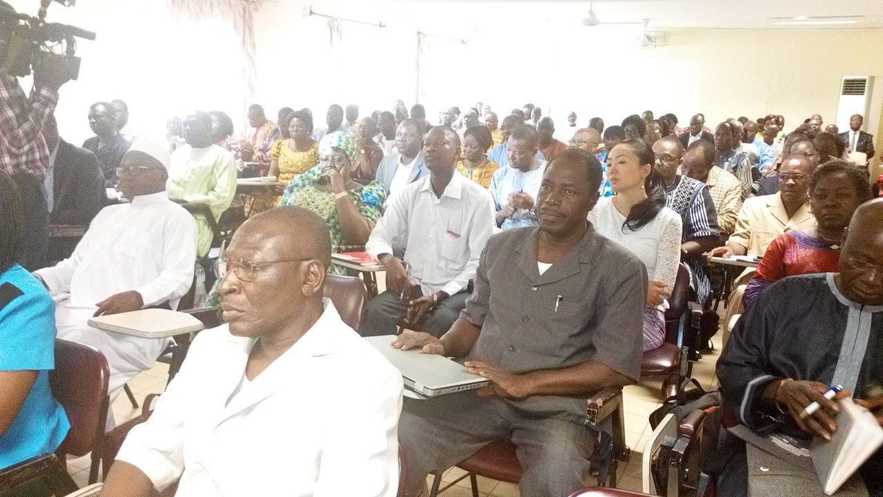 Les responsables du MENA sont appelés à relever les défis du ministère  © Burkina24
