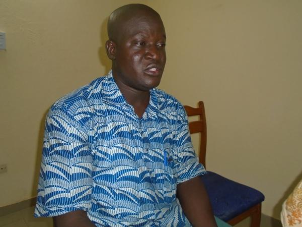 2)Selon Boezemwendé Minoungou, président régional de commission presse et communication une partie de la population n'est pas encore au parfum de la JNP