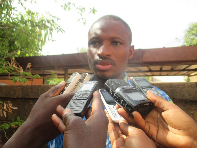 Abdoulaye Domboué Coulibaly, DG DGCRF