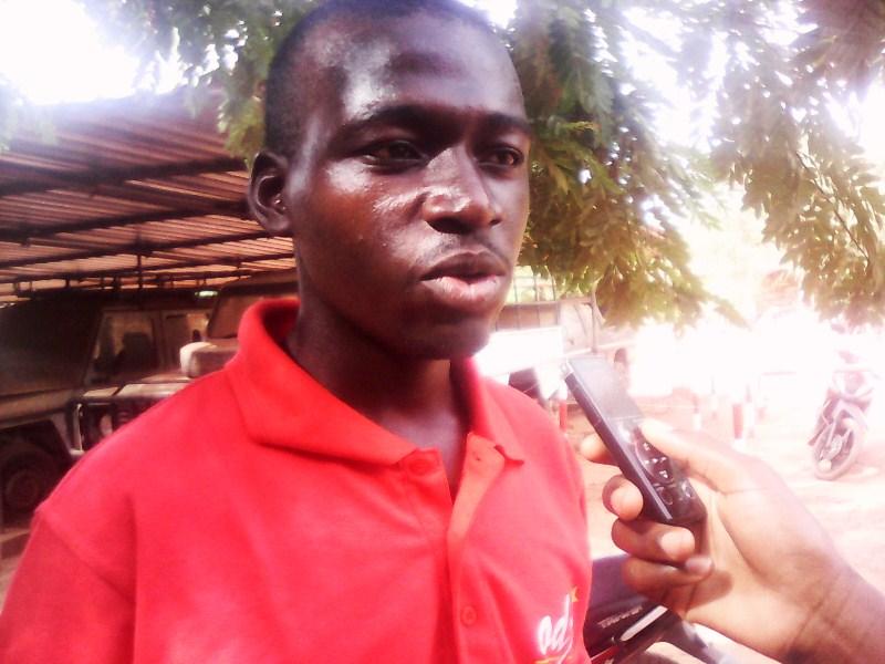 Amadou Tindano