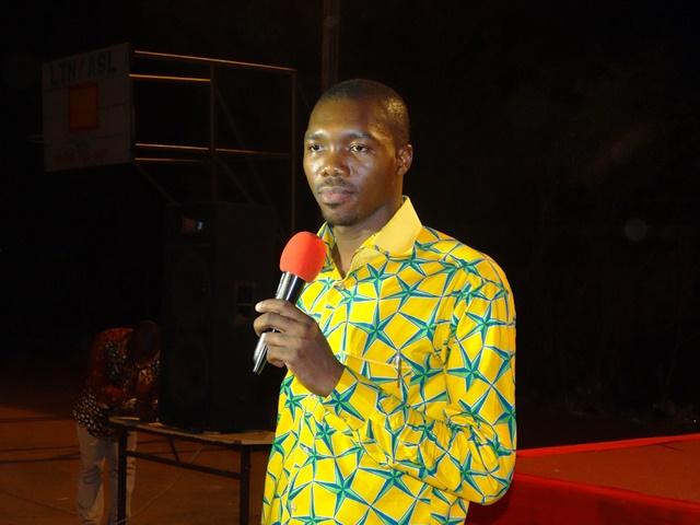 Cheick Fayçal Traoré, chargé de projet au MBDC