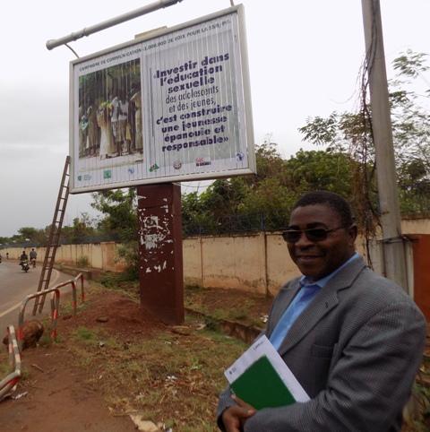 Boureihiman Ouédraogo, Directeur exécutif de l'ABBEF