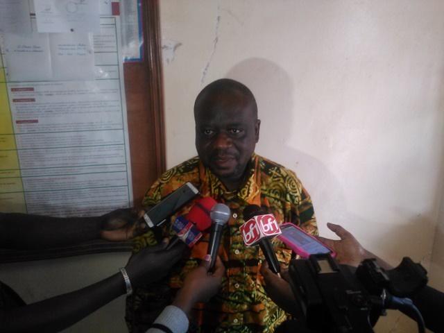 Vincent de Paul Dabiré, Directeur général des infrastructures routières au ministère des infrastructures