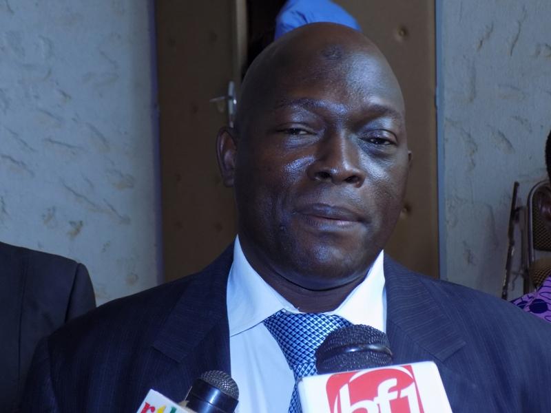 Karime Ganemtoré, le Secrétaire permanent du CNPS.