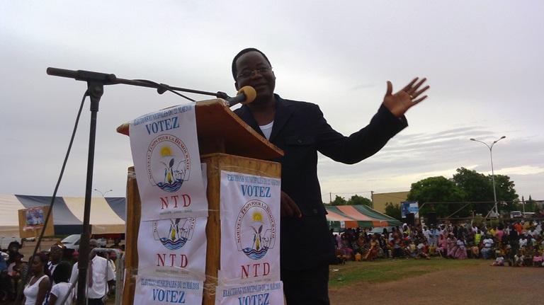 Le SG du parti Souleymane Soulama a rassuré d'accompagner le projet de société du NTD à Bobo