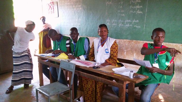 Le vote a commencé à Bobo Dioulasso