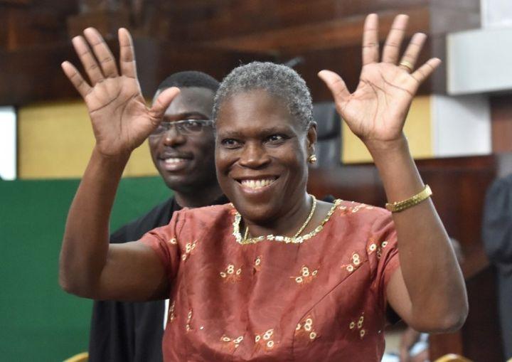 Le ministre de la Justice répond aux avocats de Simone Gbagbo