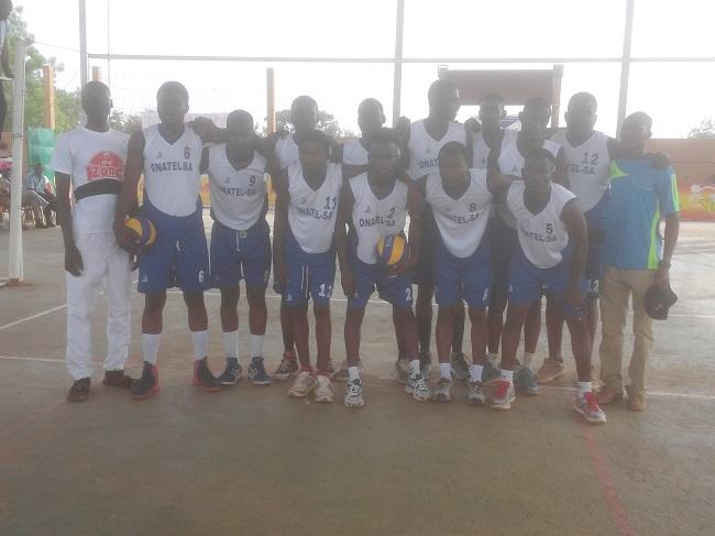 L'Université Ouaga II n'a raté sa chance lors du quatrième set