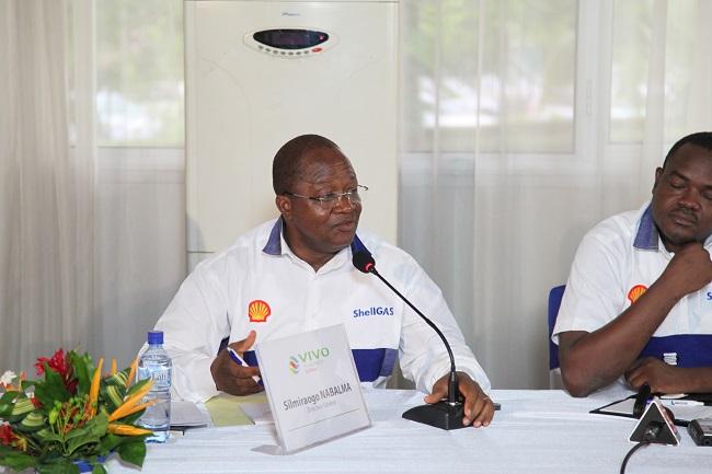 Vivo Energy Burkina directeur g