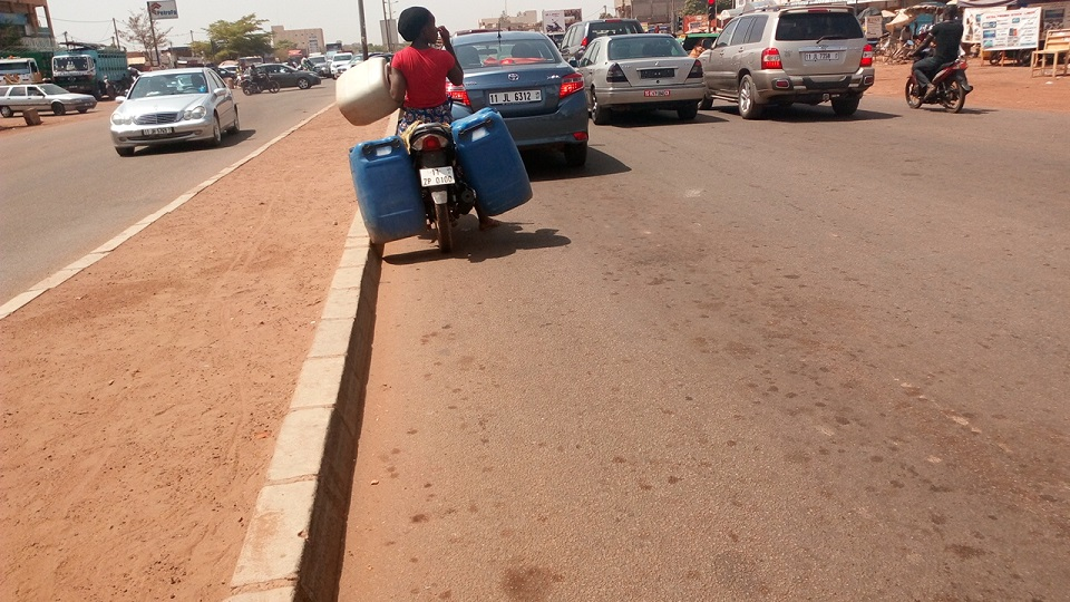 Il faut un savoir-faire pour subvenir à son besoin en eau © Burkina24