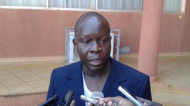Barnabé Kientaremboum dit fonder l'espoir de voir beaucoup de choses changer au SIG après cette formation
