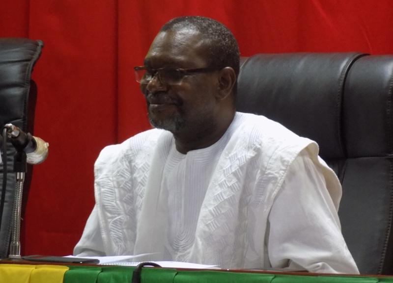 Colonel Ousmane Traoré, nouveau Gouverneur de la Région de l'Est.