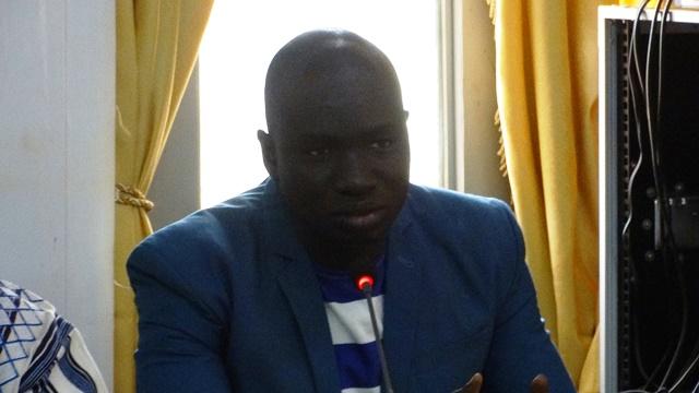 Aliou Niang, représentant de Endoa CACID.
