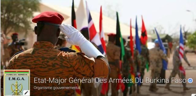 Etat major général des armées du Burkina Page Facebook certifiée 13413762_1178655272167925_2540951457086561510_n