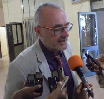 Philippe Baudoin, Cabinet IDATE.
