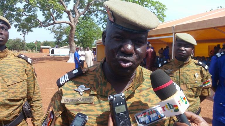 Pour le colonel Tagséba Nikiéma, la formation reste évolutive en fonction des défis nationaux