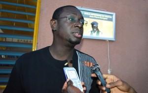 Claude Guingané, directeuradministratif
