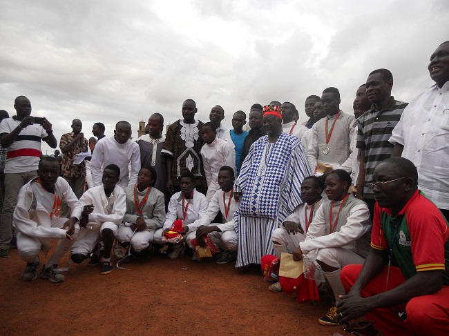 La Coupe du Mogho Naba vise aussi la popularisation de l'escrime