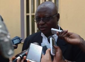 Jean-Claude Bonkoungou, directeur général du cabinet Société africaine d'étude et de conseil