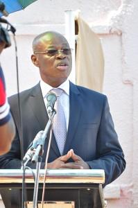 Le Docteur Mathias Somé a remercié les acteurs qui ont contribué à la naissance du centre