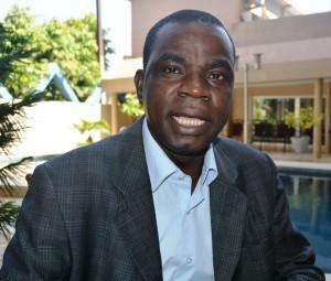 Malick Victor, directeur des programme à Internews Burkina - ©Burkina 24
