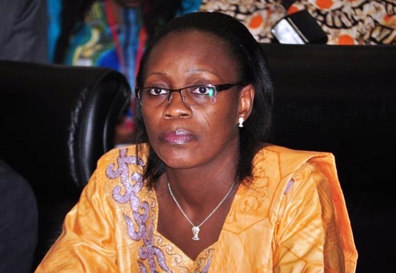 Aminata Sana née Congo, Ministre burkinabè des TIC