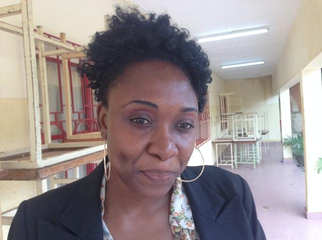 Francine Boro-Legma, Présidente de l'association Femmes et TIC (AFT).