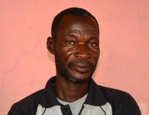 Grégoire Ouédraogo, représentant des organisations de la société civile de la Commune de Sabcé - ©Burkina 24