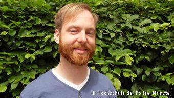 Robert Kahr, expert en communication de la police de Münster