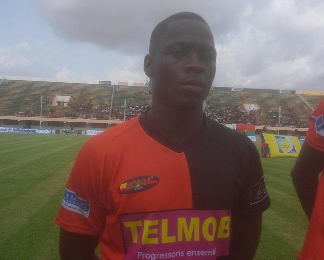 Yacouba Mando a été important pendant la Coupe du Faso