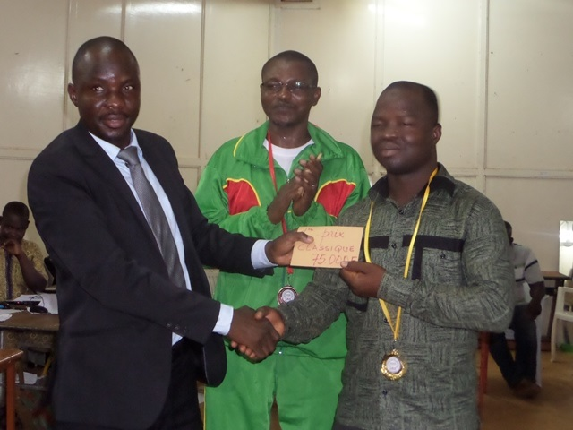 Rasmané Ilboudo a été plus stratège que son adversaire au classique
