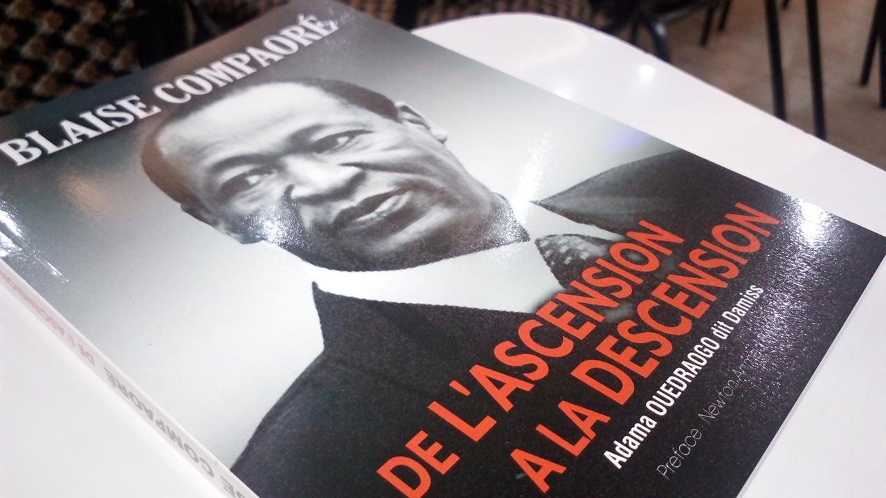 La couverture du livre - © Burkina24