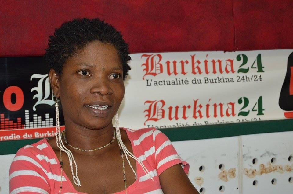 Philo, artiste humoriste et comédienne burkinabè - © Burkina24