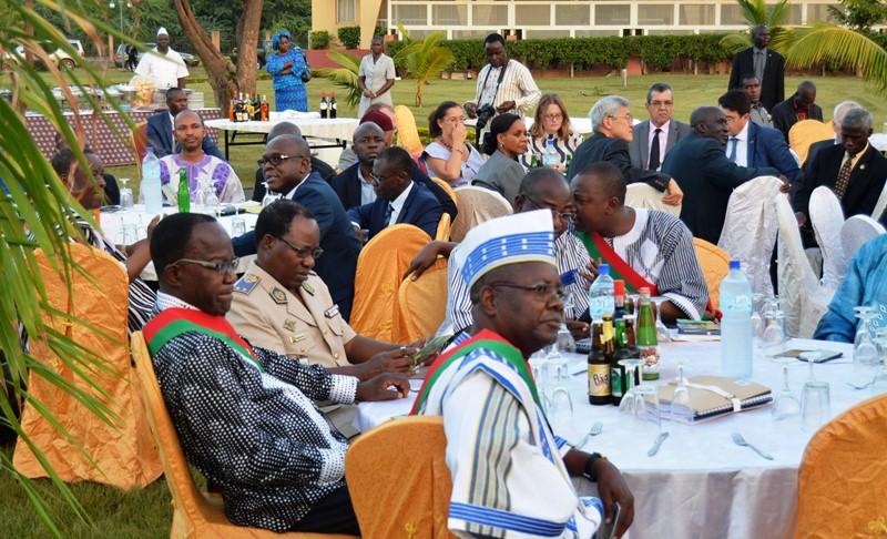 A la soirée culturelle commémorative de la « révolte des populations du Bani-Volta »