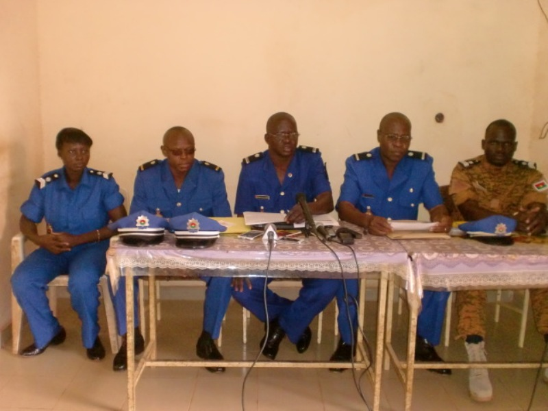 La gendarmerie appelle la population à la collaboration