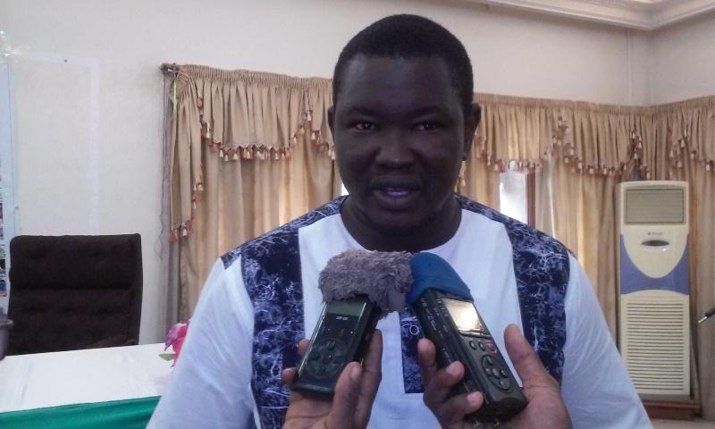 Cyr Payim Ouédraogo, directeur de publication de ISC