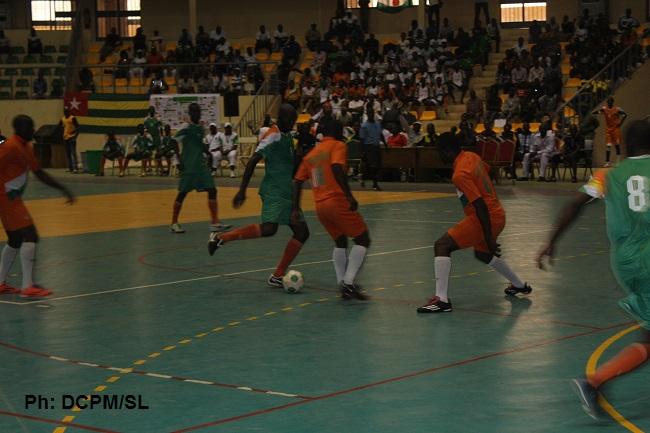 La finale était serrée entre la Côte d'Ivoire le Niger dans les deux catégories