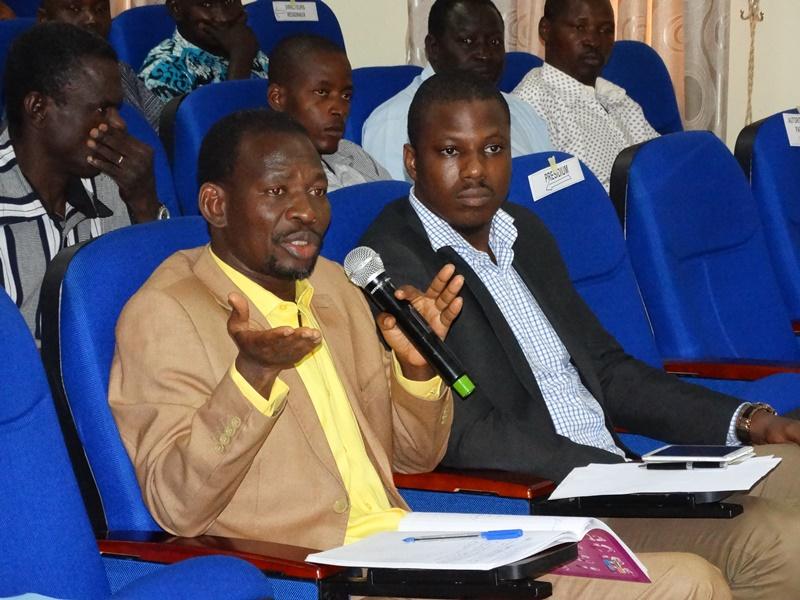 « Il a été reconnu les difficultés de solidarité », Adama Sawadogo, présdent du conseil régional du Centre-nord
