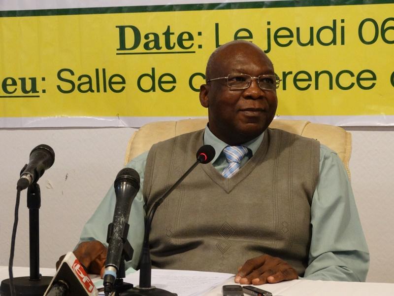 Alitou Ido, président du groupe parlementaire UPC