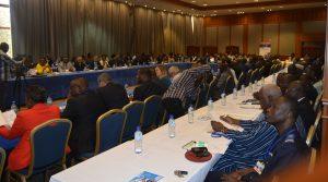 Les participants au 3e Forum des marchés de la FANAF - © Burkina 24